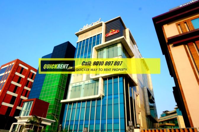 Furnished Office Space on Golf Course Road