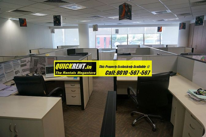 Furnished Office Space near Metro Gurgaon