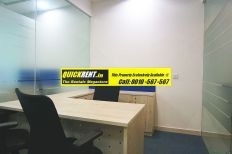 Fully Furnished Office Space in Time Tower 011