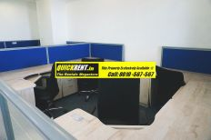 Furnished Office Space for Rent in Time Tower 001