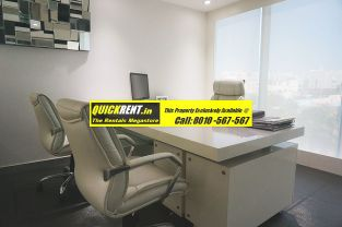 Furnished Offices for Rent in Express Trade Tower 007