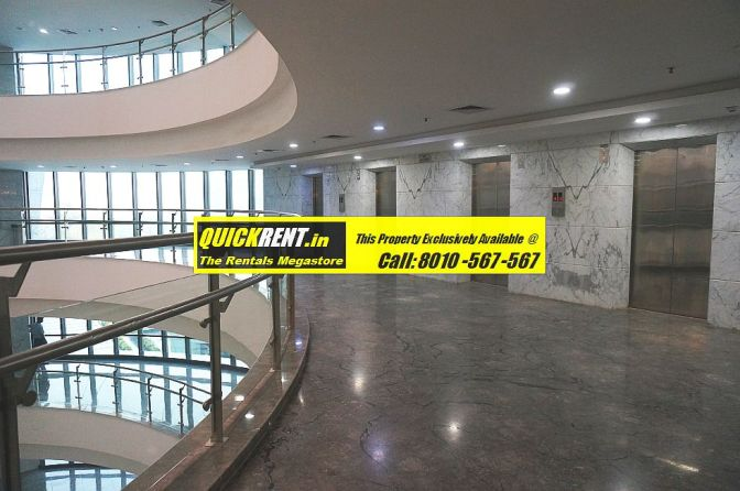 Furnished Office Space in JMD Megapolis