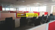 Furnished Office Space DLF Corporate Park Rent 08