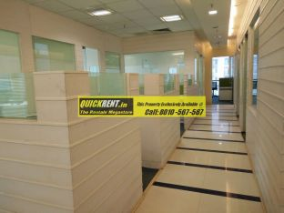 Furnished Office Space on MG Road 01