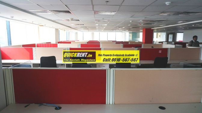 DLF Corporate Park Furnished Office