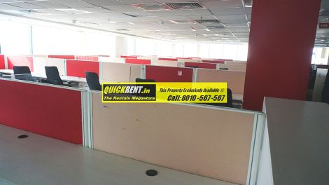 Furnished Office Space on MG Road 09