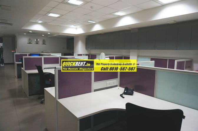 Furnished Office Space in Gurgaon
