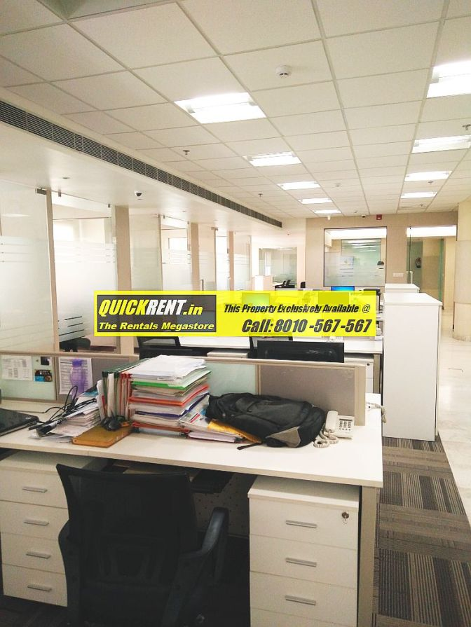 Well Furnished Office Space on Sohna Road