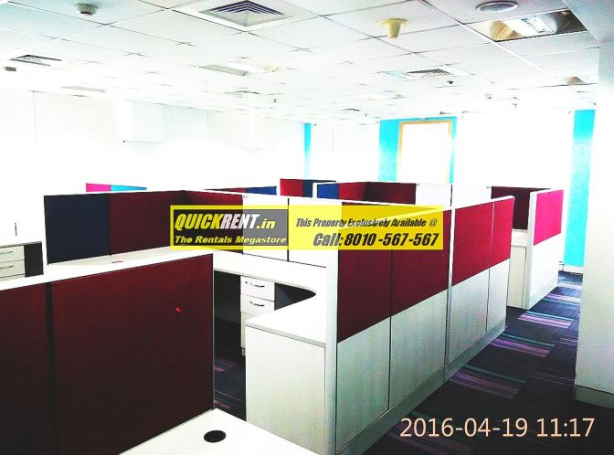 Furnished Office Space in Udyog Vihar