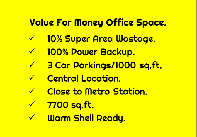 Value For Money Office Space in Gurgaon