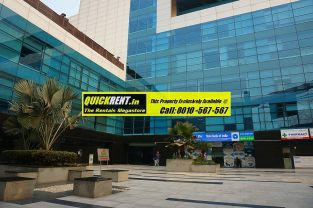 Furnished Office Space in Suncity Business Towers 100