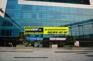 Furnished Office Space in Suncity Business Towers 97