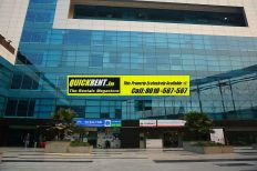 Furnished Office Space in Suncity Business Towers 99